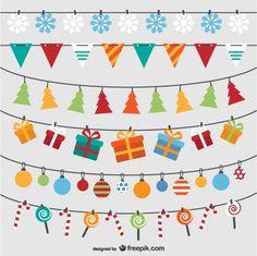 Pillow Case,Neartime Christmas Sofa Bed Home Decor Xmas Cushion Cover (D) Christmas Doodles, Christmas Drawing, Christmas Home, Christmas Crafts, Christmas Decorations, Christmas Ornaments, Merry Christmas, Christmas Bunting, Christmas Illustration