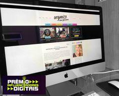 Blog no Prêmio Influenciadores Digitais