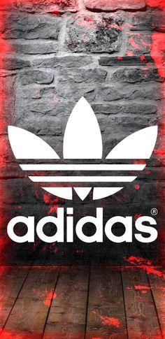 Adidas Backgrounds, Hypebeast Wallpaper, Sports Wallpapers, Aragon, Lock Screen Wallpaper, Adidas Logo, Adidas Originals, Cool Pictures, Joker