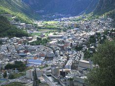 Andorra la Vella ◆Andorra - Wikipedia http://en.wikipedia.org/wiki/Andorra #Andorra #Andorra_la_Vella