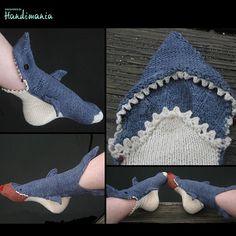 Shark socks  (photo by handimania)