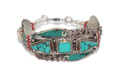 Boho Bracelet, Turquoise Bracelet, Handmade Bracelet