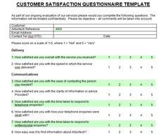Customer Satisfaction Survey A Virtual Assistant Can Create Forms