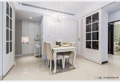 中華帝標_現代風設計個案—100裝潢網 Home Decor, Decor, Furniture, Table
