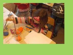 Nieuwsgierig? Graag! Boekenproject met kleuters. - YouTube Professor, Toddlers, Letters, Crafts, Teacher, Young Children, Manualidades, Letter, Handmade Crafts