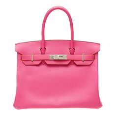 Hermes Berkin - in PINK !!!!!!!!! My dreams have come true xo