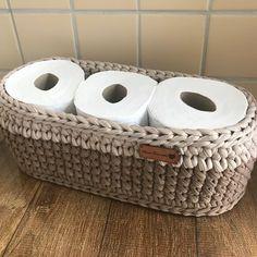 Diy Crochet Basket, Crochet Basket Pattern, Knit Basket, Crochet Gifts, Crochet Motifs, Crochet Cross, Crochet Patterns, Crochet Amigurumi, Crochet Yarn
