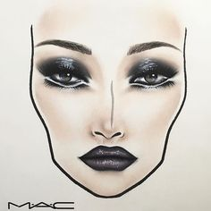 created by @fmr_makeup