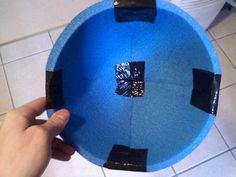 Foam Helmet Pattern