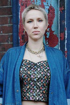 Zoe Marden, 30, Hong Kong, London