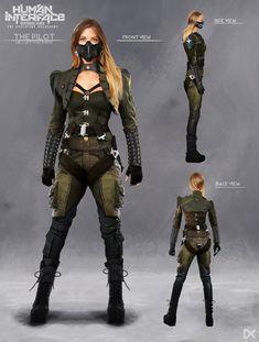 darius-kalinauskas-character-concept-art-scifi-cyberpunk-female-pilot.jpg (1453×1920)