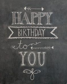 Birthday to you Mais