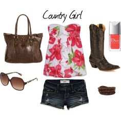 Country Girl, created by stephy0406