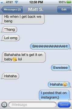 funny auto-correct texts - Straight Shooter