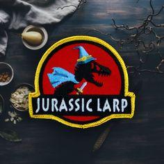 Jurassic Larp Patch