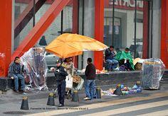 Banco de Historia Visual ©: Comercio ambulante.