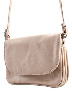 Leather Small Crossbody Purse, Shoulder Bag, Handbag, Clutch (Creamy Latte) SupplyKick http://smile.amazon.com/dp/B013PSJIA6/ref=cm_sw_r_pi_dp_wAovwb0RGPRYX