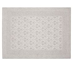 Pricey; adds interest without being too busy but I don't love how it is only 2 colors Braylin Rug-Gray #potterybarn
