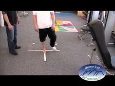 Ankle Sprains- Part 4 - Proprioception - Balance