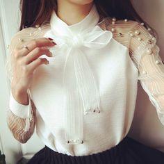Блузка реглан / Детали / Своими руками - выкройки, переделка одежды, декор интерьера своими руками - от ВТОРАЯ УЛИЦА