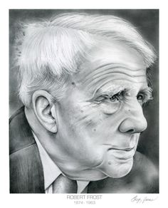 Robert Lee Frost (March 26, 1874 � January 29, 1963) was an American poet. Description from deviantart.com. I searched for this on bing.com/images