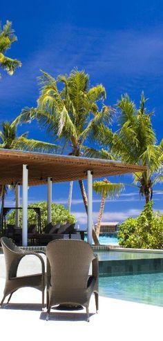 Park Hyatt #Maldives  Hadahaa #Luxury #Travel  Gateway VIPsAccess.com Ocean Beach Villa: $ 1040/Night Marsh 1st-8th