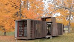 MY HOME AS ART: Shipping Container Homes
