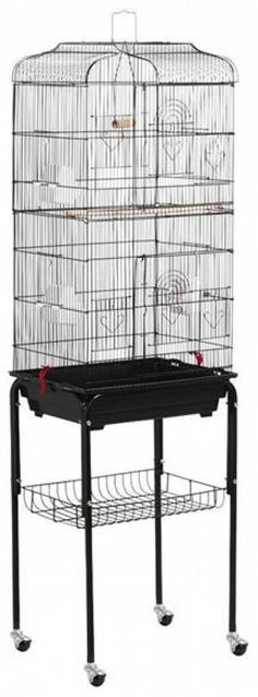 Kings Cages NO STRESS parrot bird cage toy toys calming homeopathic natural