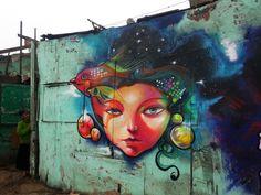 Murals Street Art, Graffiti Art, Graffiti Names, Street Wall Art, Graffiti Tagging, Urbane Kunst, Bird Free, Amazing Street Art, Artists For Kids
