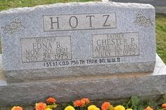Chester P Hotz (1920 - 1975) - Find A Grave Memorial