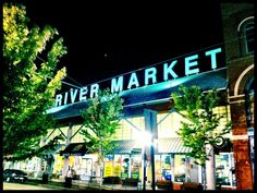 River Market, Little Rock, AR
