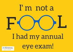 Yearly eye exams benefit both your eyes and body. Mission Creek Optometry-Kelowna