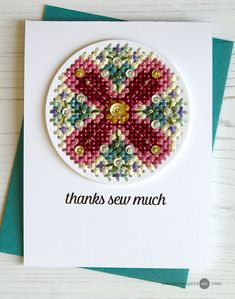 Embroidery On Paper Stitching on Cards Video by Jennifer McGuire Ink - Hello! I am back and ready to share lots of crafty things in this new year. Thank you for joining me! After lots of requests, I am sharing a few more ideas for stitching on cards. Mini Cross Stitch, Cross Stitch Heart, Cross Stitch Cards, Stitching On Paper, Cross Stitching, Cross Stitch Embroidery, Embroidery Cards, Hand Embroidery Patterns, Embroidery Designs