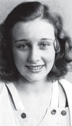 Otra imagen de Mary Kay Ash de jovencita! Qué guapa !  #marykay #joven #imagen