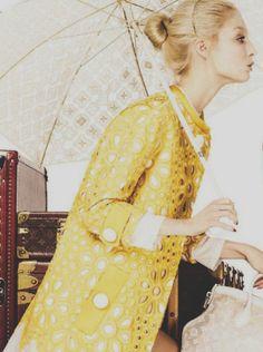Louis Vuitton s/s 2012.