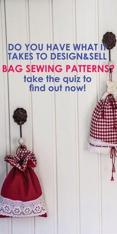 bag sewing patterns | handbag patterns | purse patterns | tote sewing patterns | free bag sewing patterns