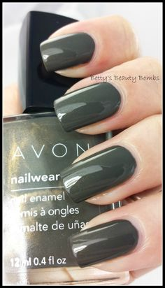 Avon. Nail wear pro. Tempted