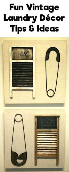 Laundry Room Wall Decor | Pinterest | Laundry room wall decor, Room ...