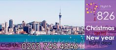 You can book flights from London to Auckland International (AKL), London to Auckland International, flights to Auckland  in birdcubetravel.co.uk