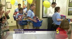 Walmart Announces Discount for Teachers   5NEWSOnline.com july 25-31