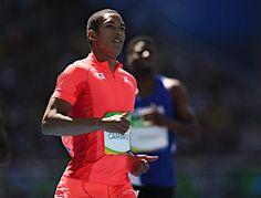 ケンブリッジは準決勝進出 :フォトニュース - リオ五輪・パラリンピック 2016:時事ドットコム