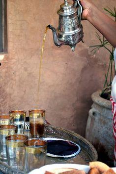 Mint Tea - Marrekech, Morocco