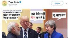 Youth Congress meme on PM Narendra Modi's 'chaiwala' past kicks up storm - The Indian Express #757Live