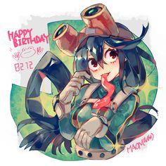 BNHA || Feliz Cumpleaños Tsuyu Asui