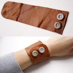 Leather Accessories - delia creates