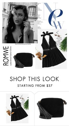 """romwe"" by goga-poly ❤ liked on Polyvore featuring Anya Hindmarch"