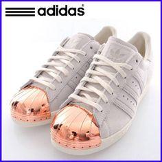 adidas rose gold sneaker