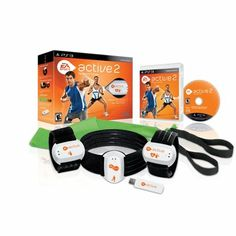 EA Sports Active 2 Bundle with Weights – « Game Searches Electronic Arts Games, Workout Results, Adventure Games, Ea Sports, Heart Rate Monitor, Ps3, Workout Programs, Fun Workouts, Personal Trainer