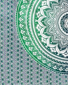 Mesmerizing medallion tapestry crafted in soft woven cotton. Instantly adds a unique touch of boho charm to any living space or dorm room. Doubles as a beach or picnic blanket and is festival-friendly