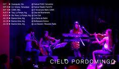 Cielo Pordomingo en Concierto - #gira #2da.Gira #LaPampa #Argentina #Buenos Aires #Toay #Santa Rosa #BsAs #CieloPordomingo #tour #concerts #conciertos #recitales